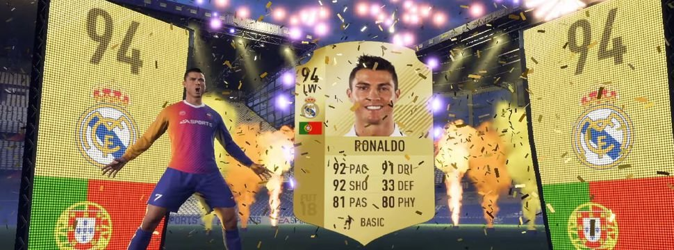 FIFA 19 – Probabilidades de cartas em packs do Ultimate Team